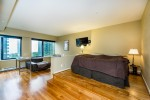 21 at 405 - 1333 W Georgia, Coal Harbour, Vancouver West