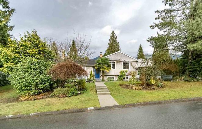 740 Blythwood Drive, Delbrook, North Vancouver